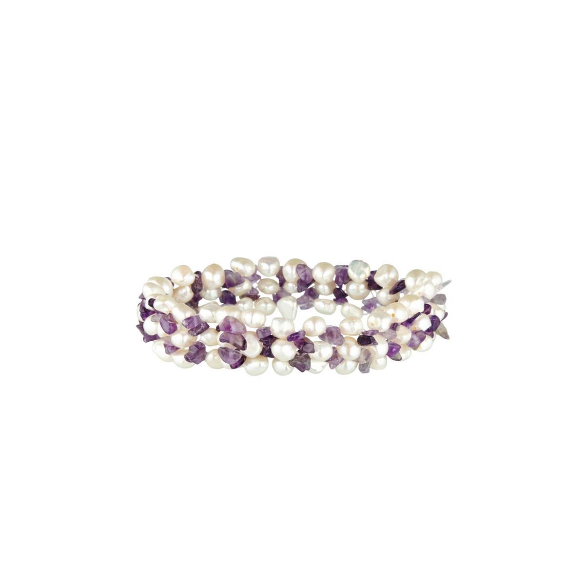 bracelet perles et perle de culture blanche aw93lrpa mes. Black Bedroom Furniture Sets. Home Design Ideas