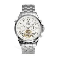 Montre Louis Cottier Vision Blanc Bracelet Métal - HB3320C3BM1