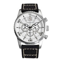 Montre Louis Cottier Acrowatch Quartz Bracelet Tissu