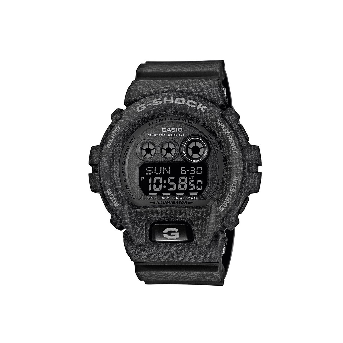 montre casio g shock 57 5 mm gd x6900ht 1er mes bijoux fr. Black Bedroom Furniture Sets. Home Design Ideas