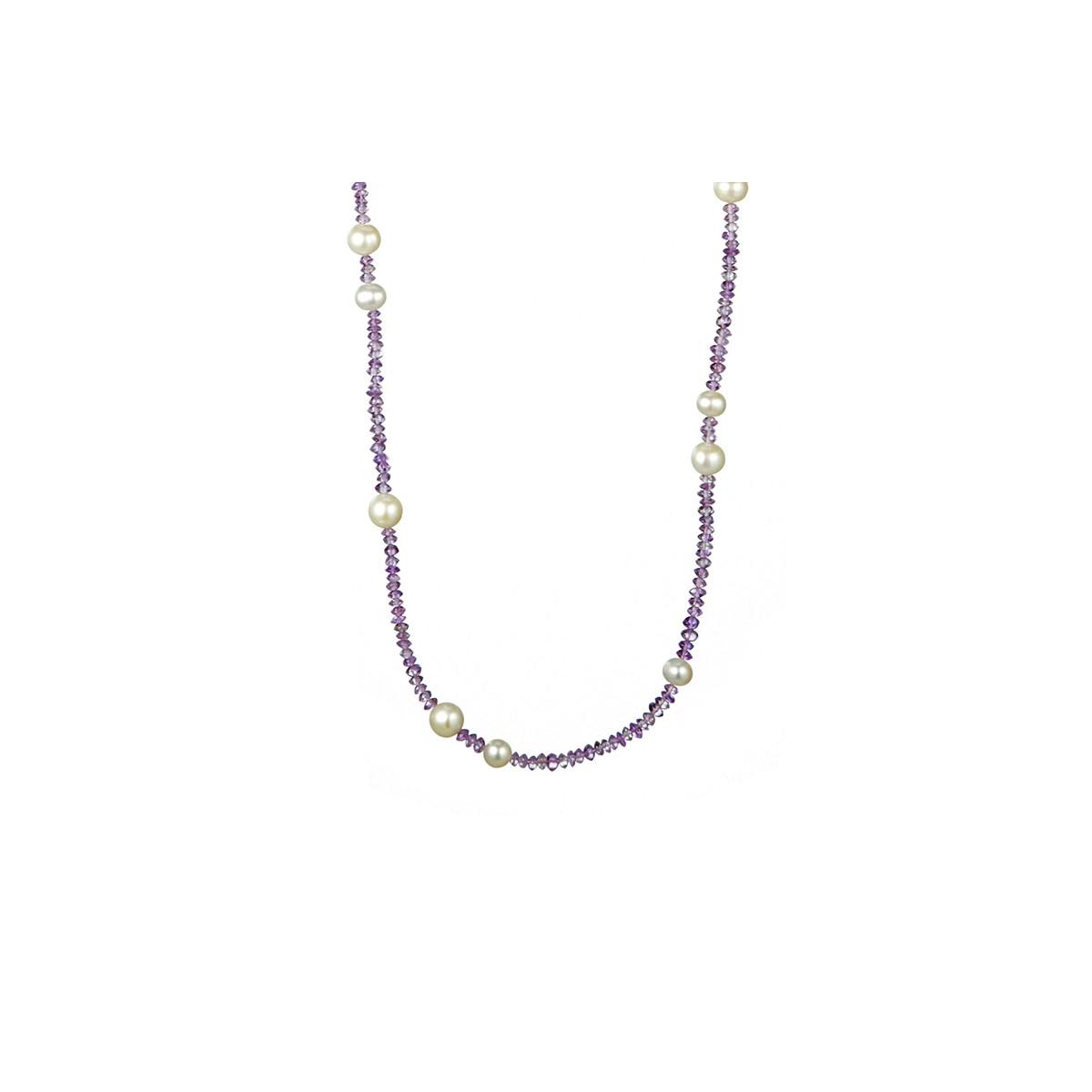 collier de perles histoire