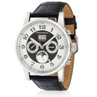 Montre Chronowatch Prestige Blanc Bracelet Cuir - HA5340C2BCj1