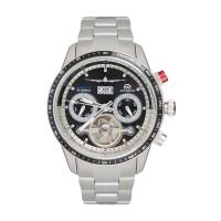Montre Chronowatch Mak 3 Noir Bracelet Métal - HB5130C1BM1