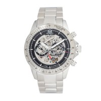 Montre Chronowatch Weapon Noir Bracelet Métal - HB5150C1BM1