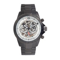 Montre Chronowatch Weapon Blanc Bracelet Métal - HB5151C2BM2