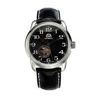 Montre Chronowatch History Noir Bracelet Cuir - HY5240C1BC1
