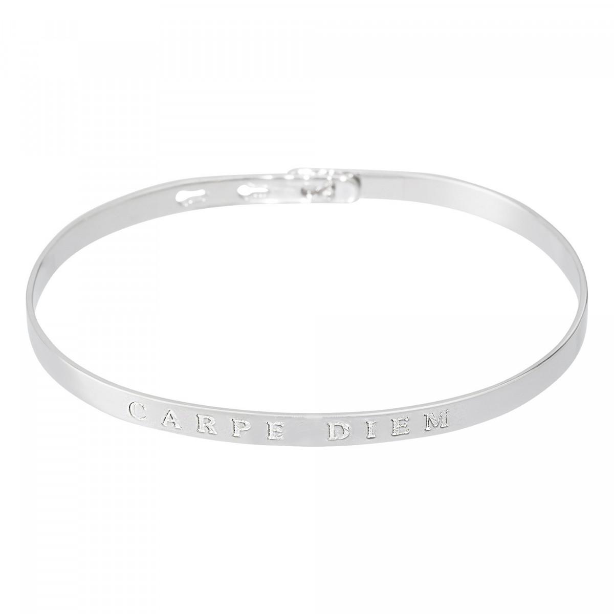 bracelet femme carpe diem