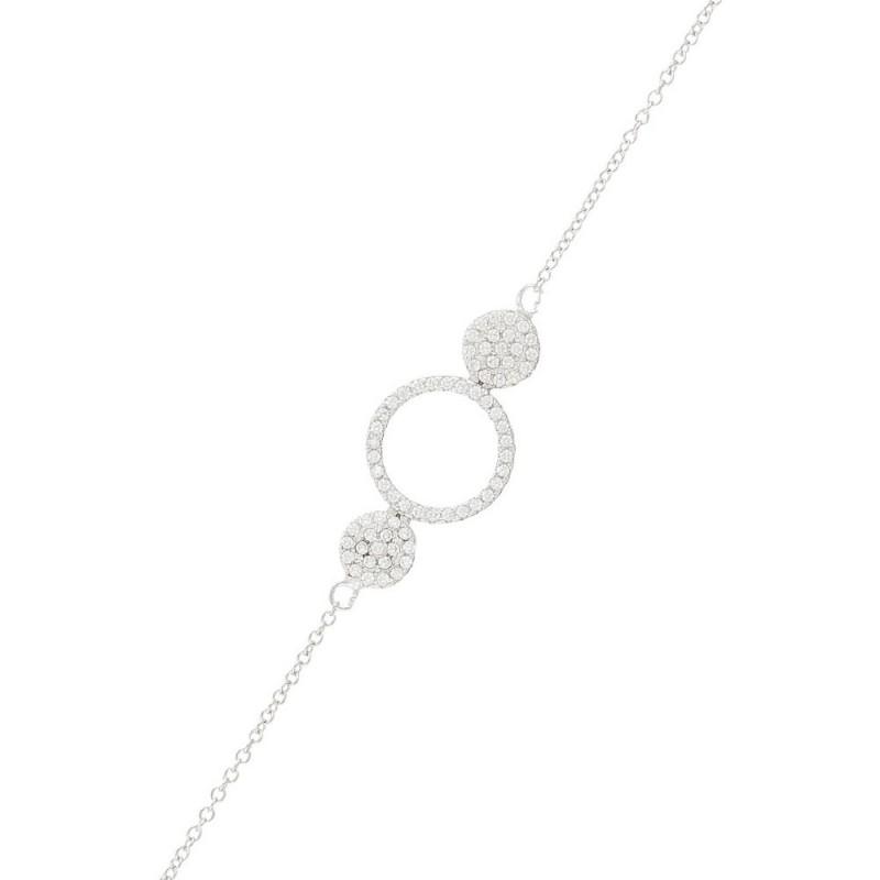 bracelet porte bonheur en argent 925 mes bijoux fr. Black Bedroom Furniture Sets. Home Design Ideas