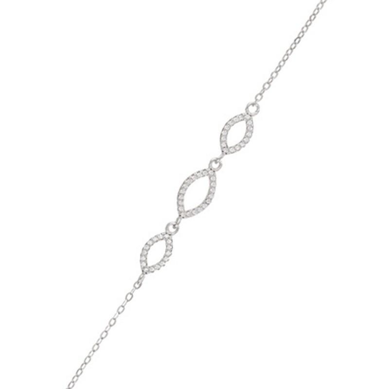 Bracelet promise en argent 925