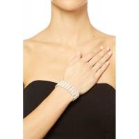 """Bracelet argent et perles de culture blanches """"Princess1"""""""