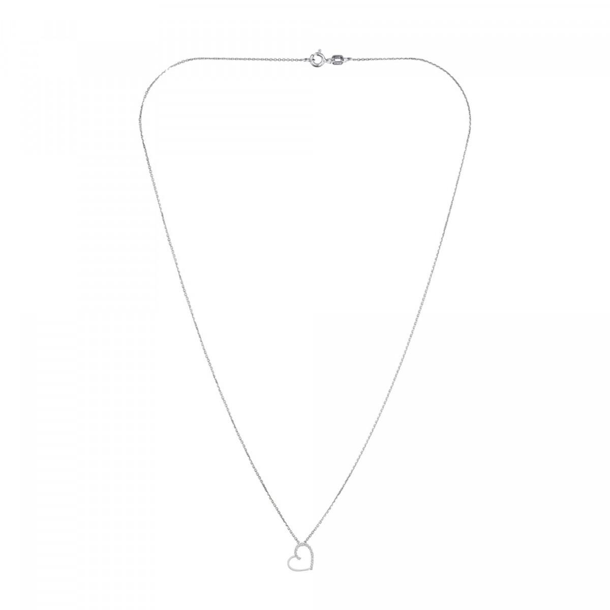 925 Plaqué Or Rose Argent Goldenstar 0.25 ct Marron /& Blanc Diamant Pendentif