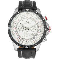 """Montre Chronowatch """"LA BERELLI"""" bracelet cuir - HB5120C3BC1"""