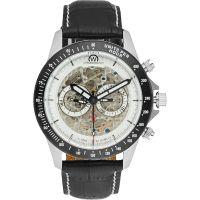 """Montre Chronowatch """"WEAPON"""""""" bracelet cuir - HB5150C2BC1"""