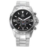"""Montre Chronowatch """"MICROMATIC"""" bracelet métal - HB5160C1BM1"""