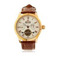 """Montre Chronowatch """"L'ASTUS"""" Bracelet cuir - HF5333C3BC2"""
