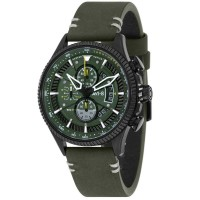 Montre AVI-8 HAWKER HUNTER Quartz Chronograph - AV-4064-02