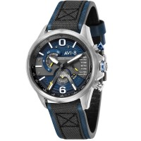 Montre AVI-8 HAWKER HARRIER II Quartz Chronograph - AV-4056-01