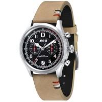 Montre AVI-8 FLYBOY - LAFAYETTE Quartz Chronograph - AV-4054-02