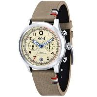 Montre AVI-8 FLYBOY - LAFAYETTE Quartz Chronograph - AV-4054-01