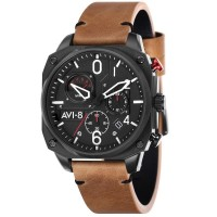 Montre AVI-8 HAWKER HUNTER Quartz Chronograph - AV-4052-02