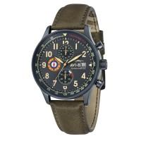 Montre AVI-8 HAWKER HURRICANE Quartz Chronograph - AV-4011-0E
