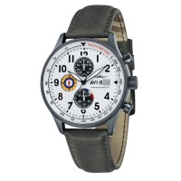 Montre AVI-8 HAWKER HURRICANE Quartz Chronograph - AV-4011-0B