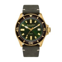 Montre Spinnaker SPENCE Automatique - Cadran Vert - SP-5039-06