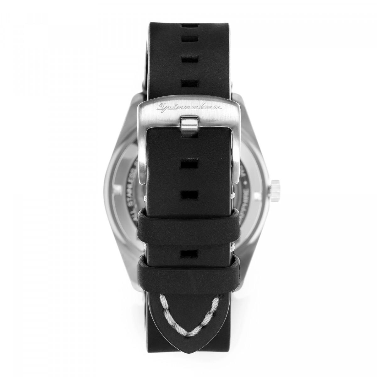 Montre Spinnaker FLEUSS Automatique  - Cadran Noir - SP-5055-02