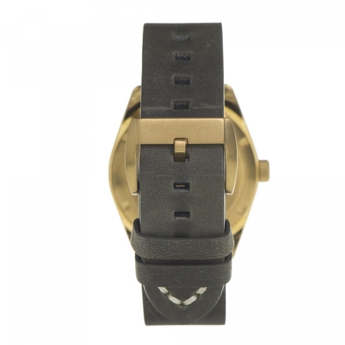 Montre Spinnaker CROFT Automatique  - Cadran Vert - SP-5058-04