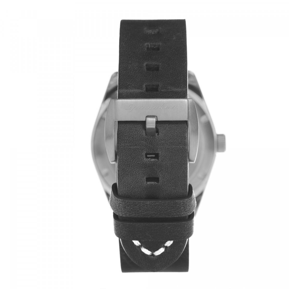 Montre Spinnaker CROFT Automatique  - Cadran Noir - SP-5058-03