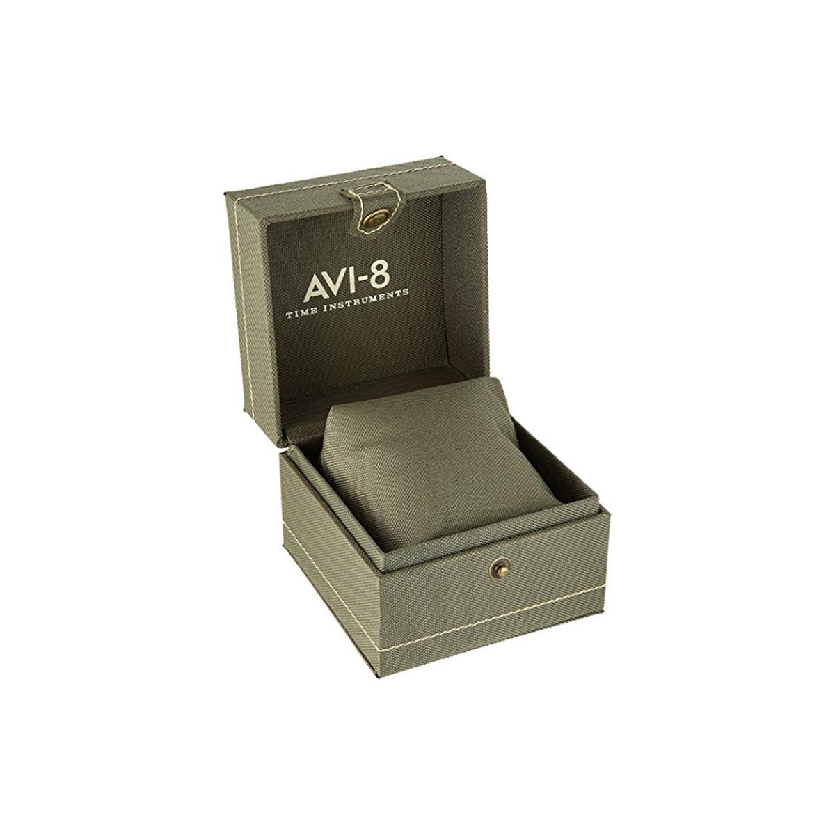 Montre AVI-8 HAWKER HUNTER Quartz Chronograph - AV-4052-05