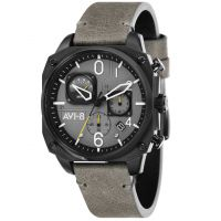 Montre AVI-8 HAWKER HUNTER Quartz Chronograph - AV-4052-03