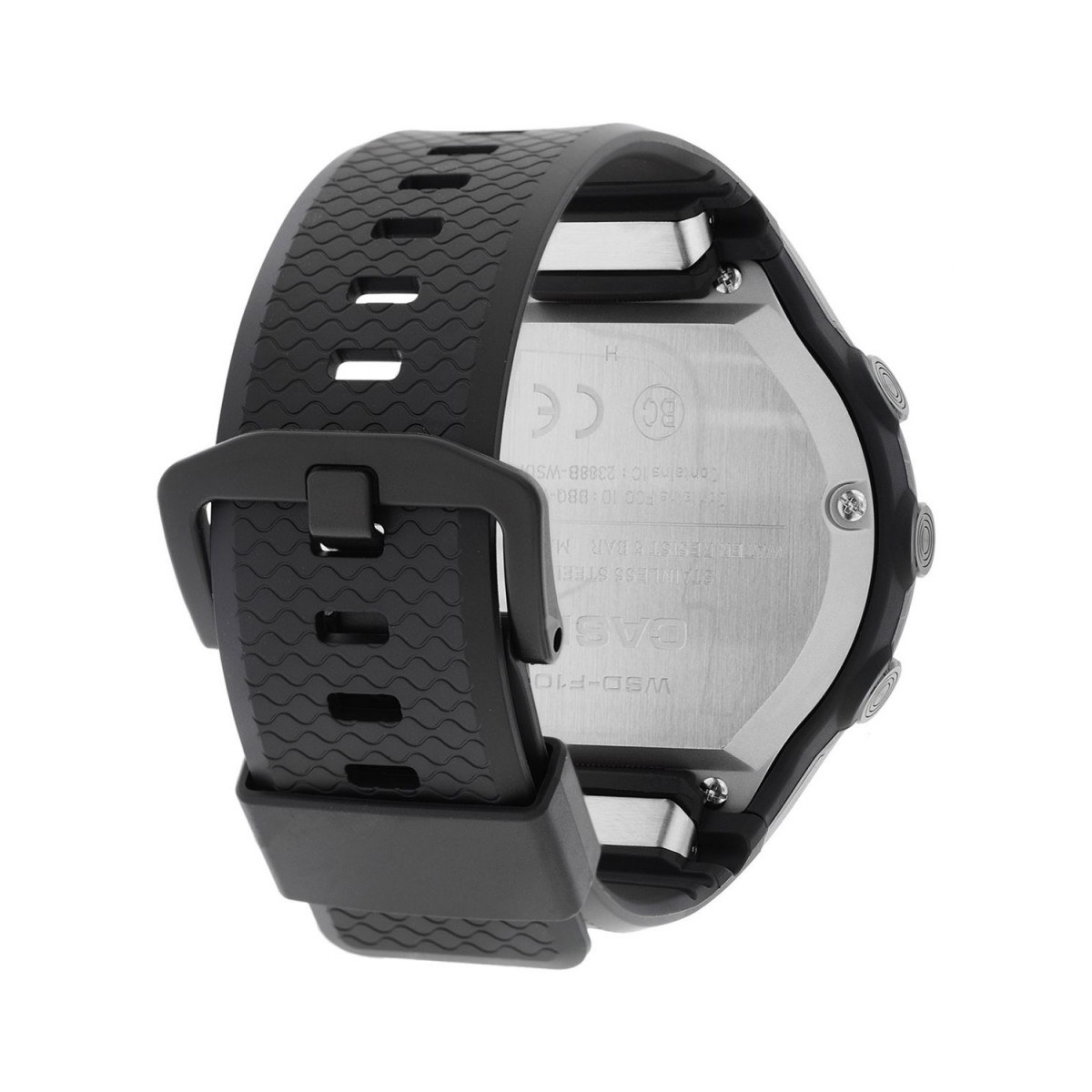 Montre Homme CASIO Smart Outdoor AndroidWear -WSD-F10BKAAE