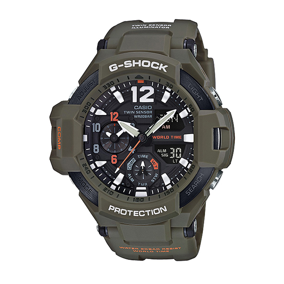 Montre CASIO G-SHOCK -GA-1100KH-3AER