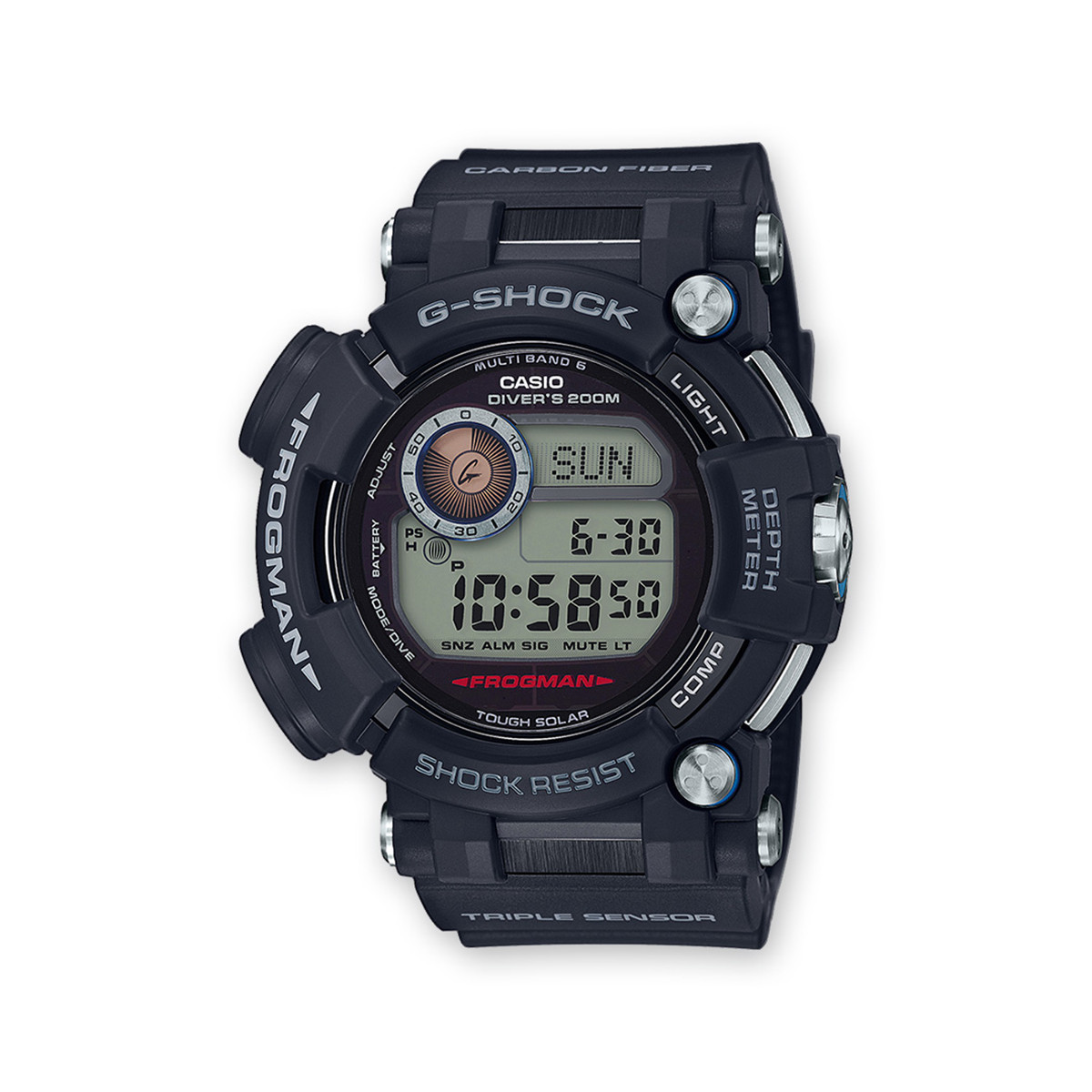 Montre CASIO G-SHOCK -GWF-D1000-1ER