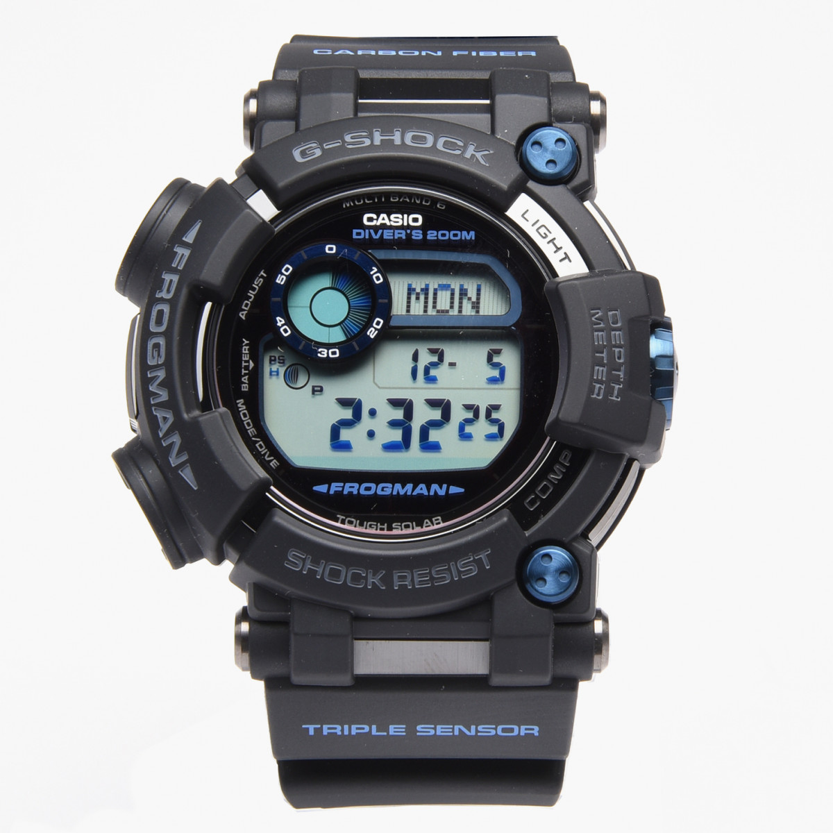Montre CASIO G-SHOCK -GWF-D1000B-1ER
