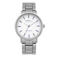 Montre homme Superdry SYG003SM Cadran Blanc