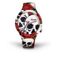 Montre Doodle Skull Mood - Dosk001