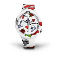 Montre Doodle Skull Mood - Dota004