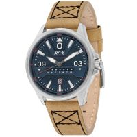 Montre AVI-8 Hawker Harrier II Cadran bleu AV-4063-02