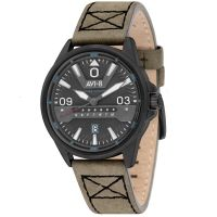 Montre AVI-8 Hawker Harrier II Cadran gris – AV-4063-03