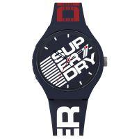 Montre Homme Superdry Cadran bleu – SYG226U
