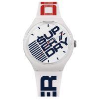 Montre Homme Superdry Cadran blanc – SYG226W