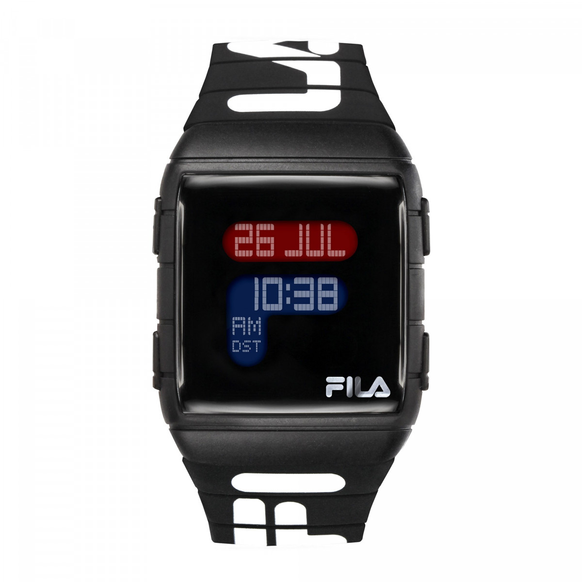 Montre mixte FILA digital cadran noir - 38-105-006