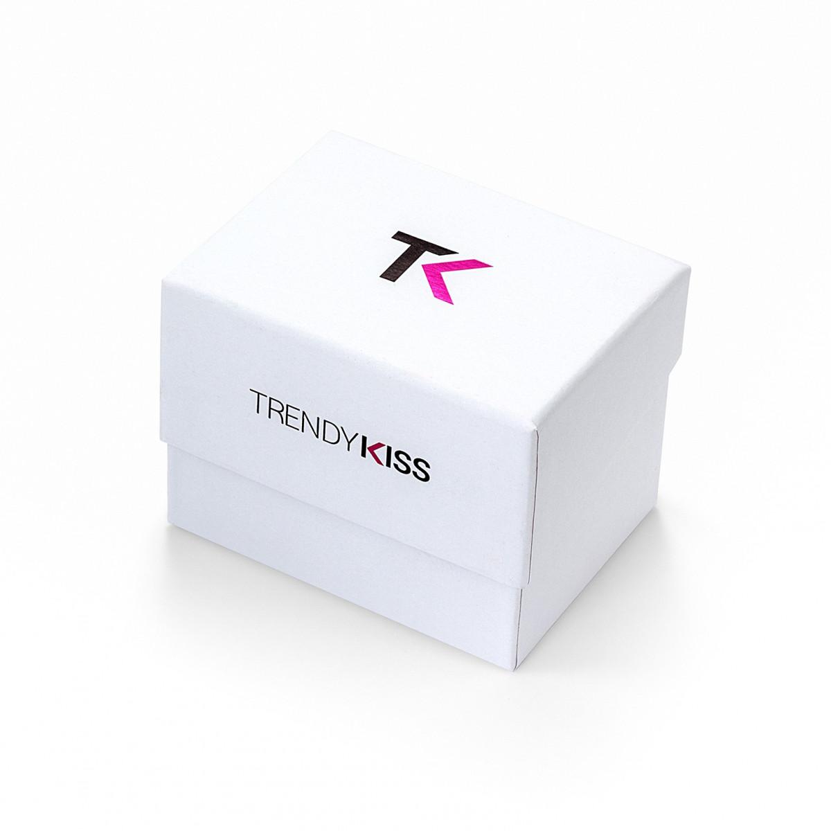 Montre Femme Trendy Kiss Lovisa cadran blanc mat - TG10090-01U