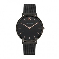 Montre Femme Trendy Kiss Lovisa cadran noir mat - TMRG10103-33