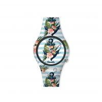 Montre Femme Doodle Graphics Mood cadran blanc - DO35007