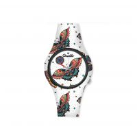 Montre Femme Doodle Nature Mood cadran blanc - DO35010