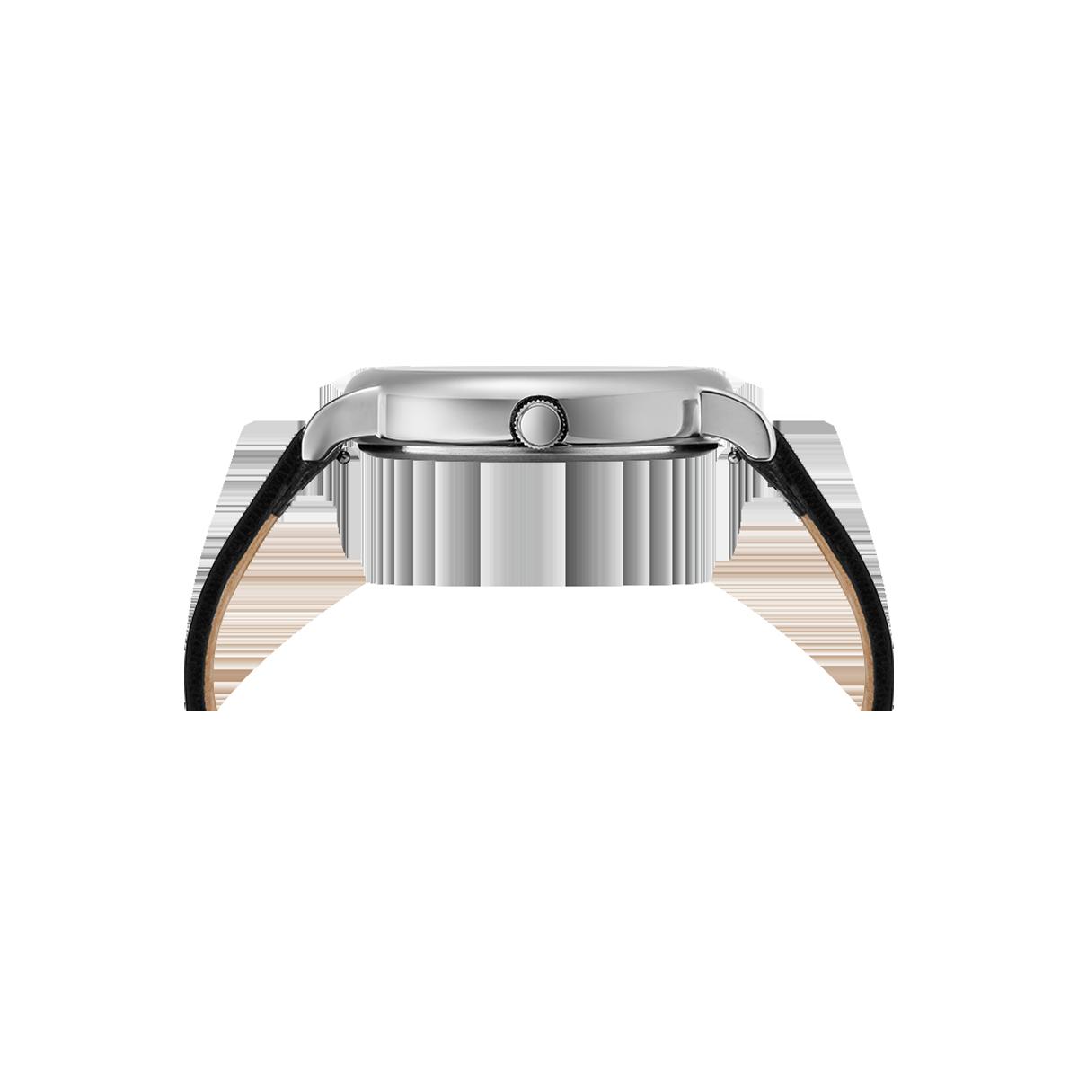 "Montre Homme Timex ""Weekender"" Boîtier 40mm en Acier Cadran INDIGLO® Noir - TW2T30700"