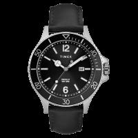 "Montre Homme Timex ""Harborside"" Boîtier 42mm Cadran INDIGLO® noir  - TW2R64400"